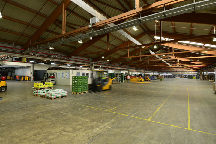 Pfalzmarkt warehouse