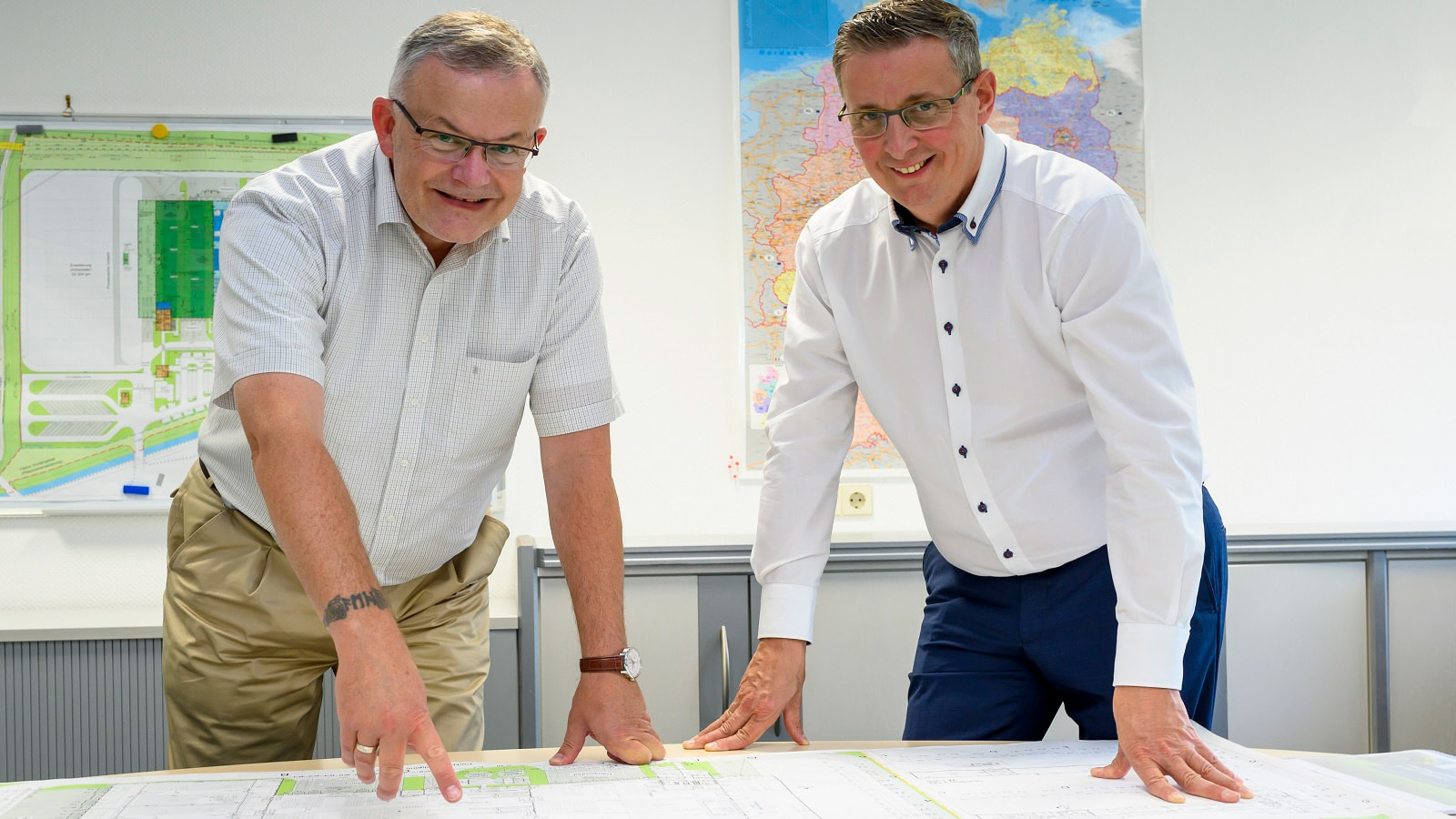 Vorstand der Pfalzmarkt eG in Mutterstadt