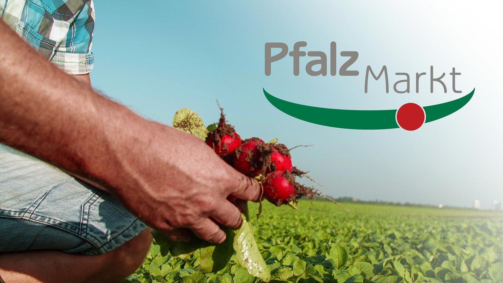Cover Pfalzmarkt Imagefilm - Vom Acker frisch auf den Teller