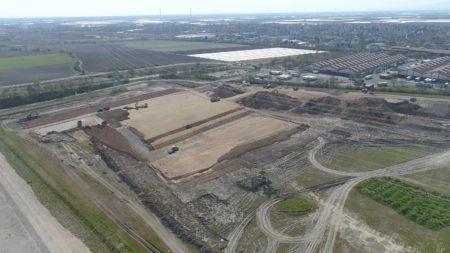 Pfalzmarkt Standorterweiterung Baustelle
