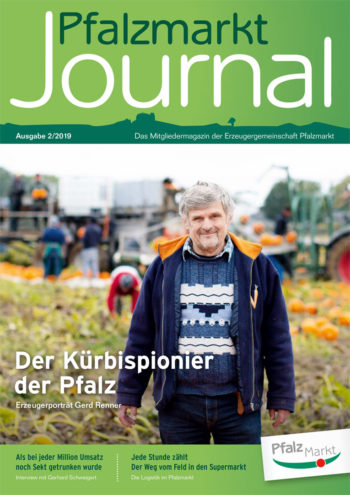 Cover Pfalzmarkt Journal Ausgabe 2-2019