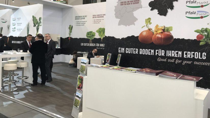 Messeauftritt Fruitlogistica Berlin 2020
