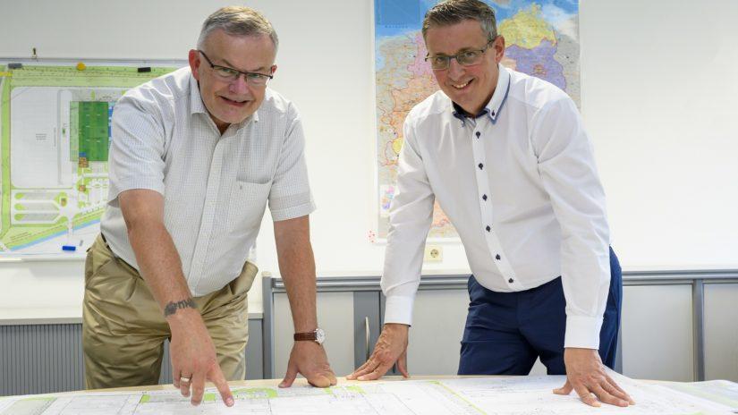 Vorstand Pfalzmarkt Mutterstadt