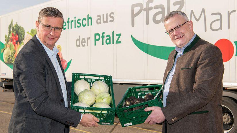 Pfalzmarkt eG erreicht die gesteckten Zielvorgaben für das Jubiläumsjahr 2018