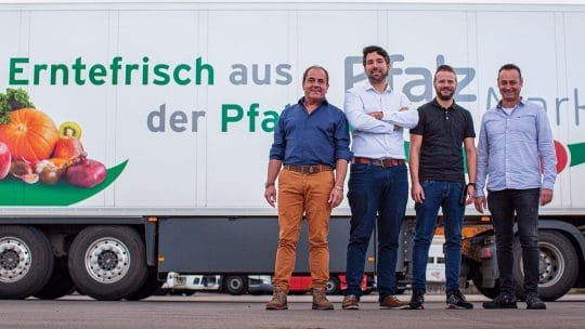 Pfalzmarkt Logistik