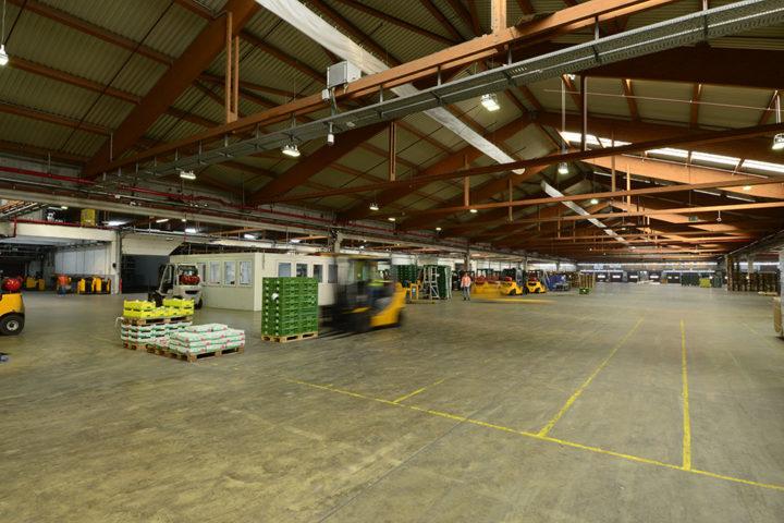 Pfalzmarkt Warenhalle