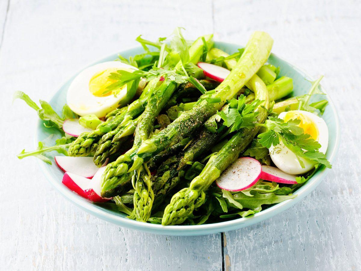 Asparagus ‒ green
