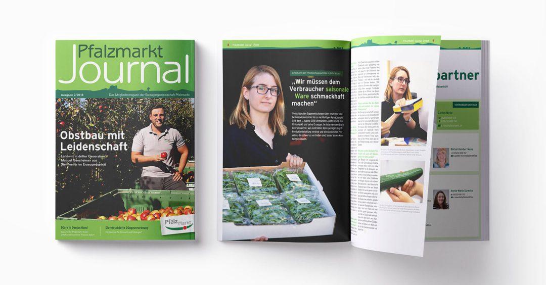 Pfalzmarkt Journal Ausgabe 2-2018