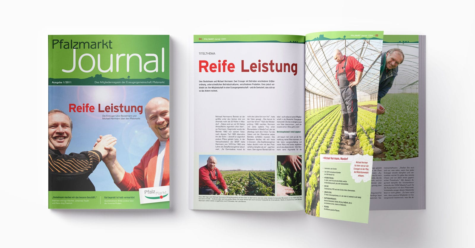 Pfalzmarkt Journal Ausgabe 1-2011
