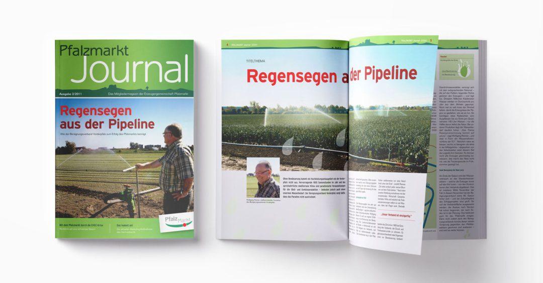 Pfalzmarkt Journal Ausgabe 2-2011