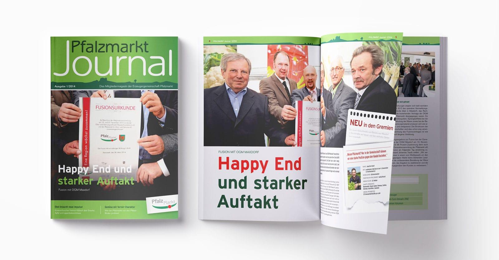Pfalzmarkt Journal Ausgabe 1-2014