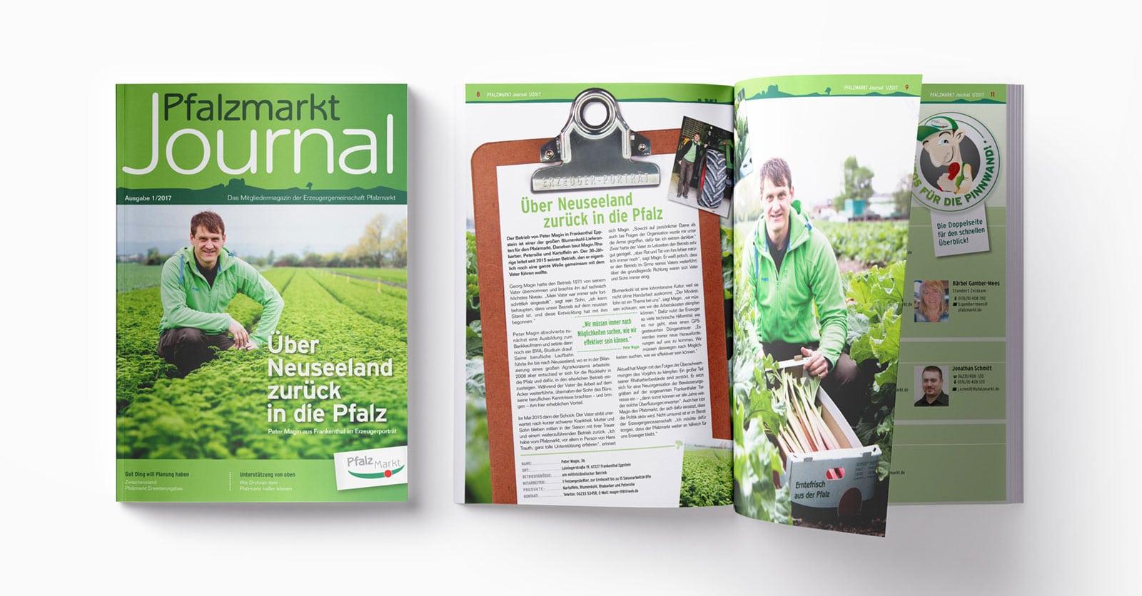 Pfalzmarkt Journal Ausgabe 1-2017