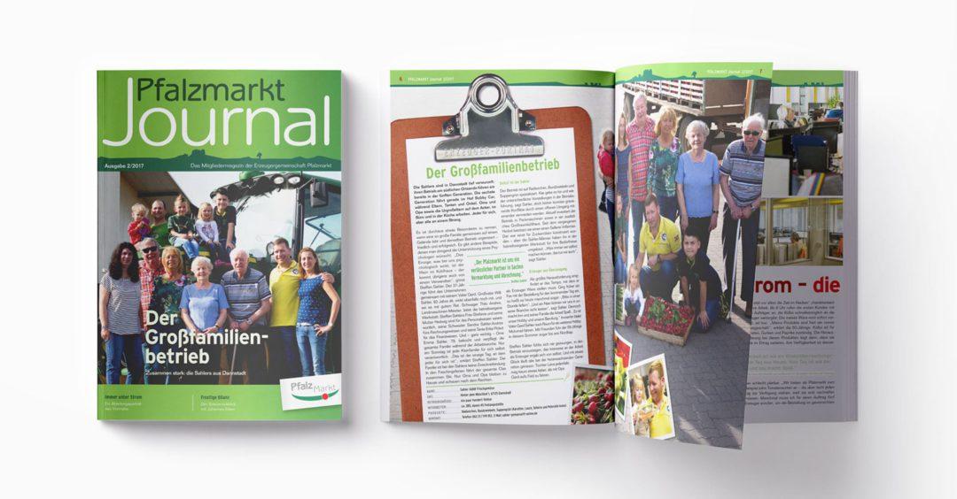 Pfalzmarkt Journal Ausgabe 2-2017