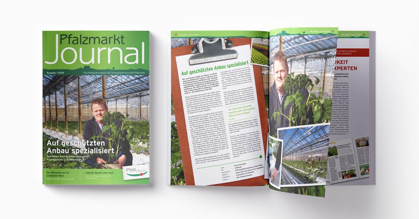Pfalzmarkt Journal Ausgabe 1-2019