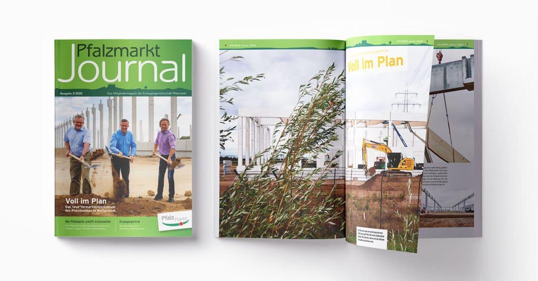 Pfalzmarkt Journal Ausgabe 2-2020