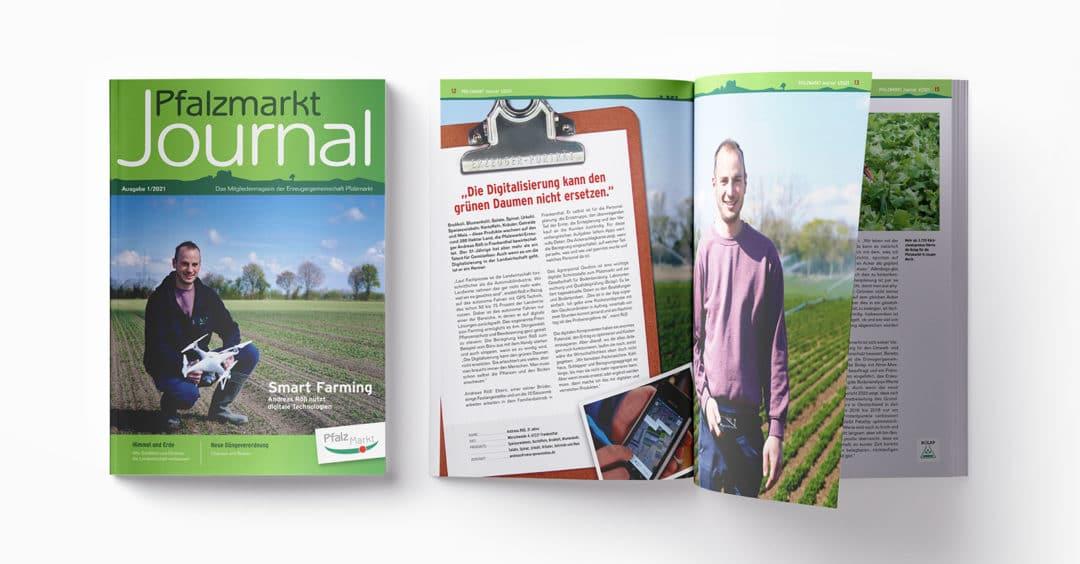 Pfalzmarkt Journal Ausgabe 1-2021